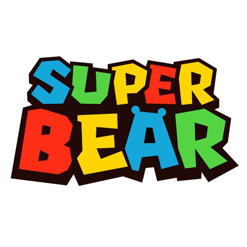 CAMISETA TIRANTES SUPER BEAR