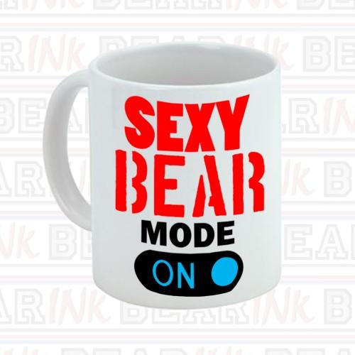 TAZA BEARINK SEXY BEAR ON