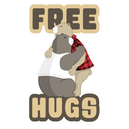 COJIN FREE HUGS