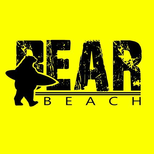 CAMISETA FLÚOR BEAR BEACH