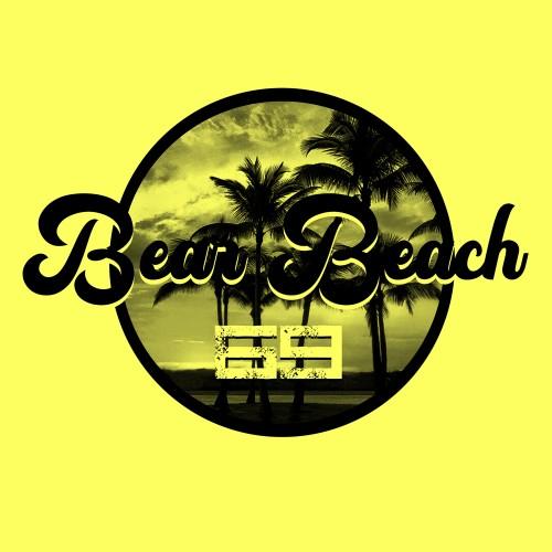CAMISETA FLÚOR BEAR BEACH 69