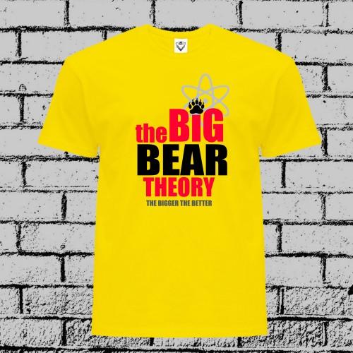 CAMISETA THE BIG BEAR