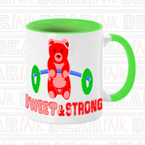 TAZA SWEET AND STRONG