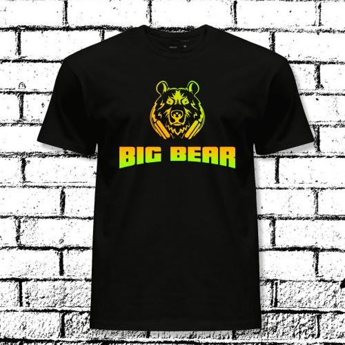 CAMISETA BIG BEAR