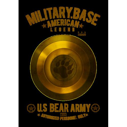 Camiseta 170 Bear Army