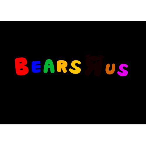 Camiseta Bears R US sin textura