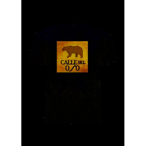Camiseta Calle del Oso