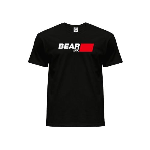 Camiseta Bearink Cuadro Rojo