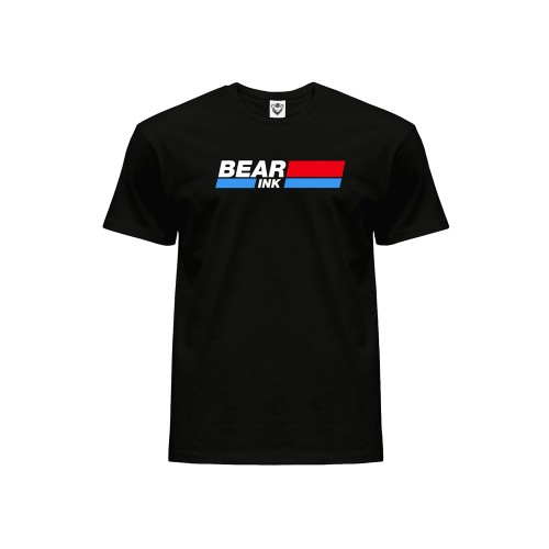 Camiseta Bearink Cuadros Azul y Rojo